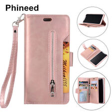Cover Case Flip Wallet for Samsung GALAXY S7 S9 Plus Edge Note 8 9
