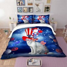 White Persian Bedding Set Queen King Full Twin Duvet Cover Set Quilt Cover new