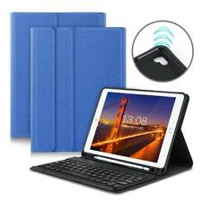 """For iPad 9.7"""" 2018/2017/Air 1 /2 Pro Detachable Bluetooth Keyboard Case Cover"""