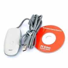 PC Wireless Controller Gaming Receiver Adapter For Microsoft XBOX 360