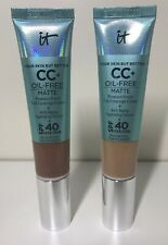 IT COSMETICS Your Skin But Better CC+ Cream Oil-Free Matte with SPF 40 -ASSORTED