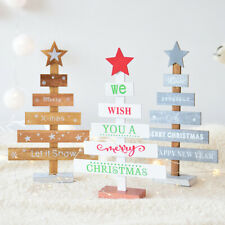 Wooden Ornaments Christmas