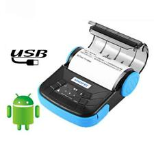 Thermal Receipt Printer 80mm Wireless Ticket Printer POS for IOS Android Windows