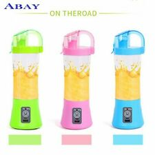 400ml Portable Blender Juicer Cup USB Rechargeable Electric Automatic Vegetables
