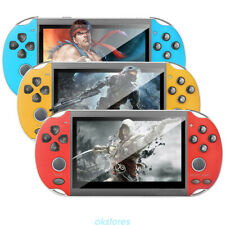 4.3'' PSP Portable Handheld Video Game Console Player Built-in 8GB Games HOT