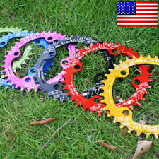 SNAIL 32-42t 104BCD Round Oval Narrow Wide MTB Bike Chainwheel Chainring Guard