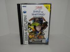 Norse by Norsewest Sega Saturn  - Replacement manual, insert and case
