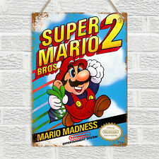 Buy Super Mario Bros 2 Nintendo Nes Video Games On The Store Auctions Europe Nes Mw Gps Best Deals At The Lowest Price