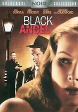 The Black Angel (DVD, Universal Noir Collection)