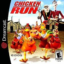 Chicken Run Sega Dreamcast Complete