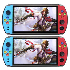 X19 7.0 inch Screen Handle Retro Game Player for FC CPS NEOGEO Game Console ⑧Y