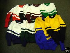 Cheerleading sweater.   New!   Various colors & sizes!