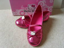 Girls Hello Kitty Cutsy Shoes (pink)