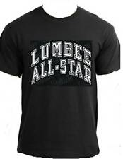 LUMBEE ALL-STAR Native American sports clothing t-shirt