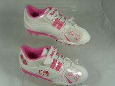 HELLO KITTY KIDS TRAINERS (HAILEY) WHITE/PINK