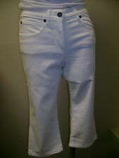 Eileen Fisher Petite Denim Slim Capri Pants NWT $148