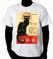 Art T-Shirt  Le Chat Noir
