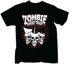 Zombie Ghost Train- Web- Rock Tee