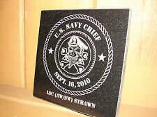 Stone Personalized Laser Tribute Plaque Gifts Awards II