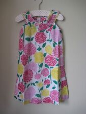 New Mini Boden Blossom Dress 2 3 4 5 6 7 8 9 10 years Cotton Floral