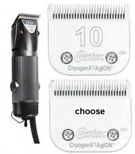 Oster Golden A5 2-sp Dog Animal Pro Clipper+chooseExtr Blade #10 #15 #40 #50 New