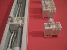 """VERTICAL BLIND TRACK REPLACEMENT CARRIERS SPARES , PARTS , REPAIRS 89MM / 3.5"""""""