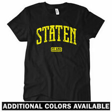 STATEN ISLAND Women's T-shirt - New York City NYC Area Code 718 Wu Tang - S-2XL
