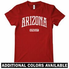 ARIZONA REPRESENT Women's T-shirt - Phoenix Tucson Wildcats Cardinals - S to 2XL