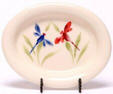 Emerson Creek Ceramic Handmade Hand Painted Soap Dishes in 8 Great Designs