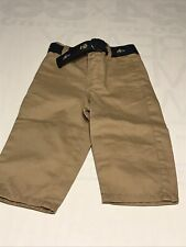 Gymboree NWT Construction Crew Truck Belted Twill Pant