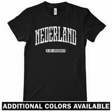 NETHERLANDS Women's T-shirt - Nederland Holland Dutch Amsterdam Oranje - S-2XL
