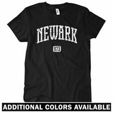 NEWARK 973 T-shirt - Area Code 973 - New Jersey Brick City Rutgers - Women S-2XL