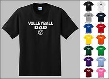 Volleyball Dad Volleyball Sports T-shirt