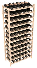 Stackable Wooden Wine Rack Shelves in Ponderosa Pine. Easy DIY Wine Storage.