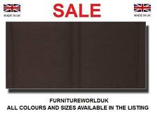 Vegas All Colours Bed Headboard All Sizes Linen Single, Double, King, Super King