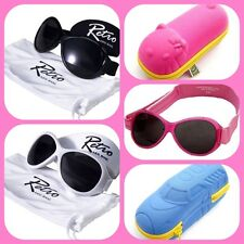 FUNKY RETRO CHILDRENS BOYS GIRLS TODDLER KIDS BABY BANZ UV PROTECTION SUNGLASSES