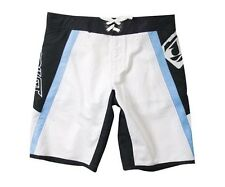 Jet Pilot Women's Rebound Ride Shorts Swim Suit Trunks Board Blue/White/Black