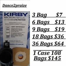 Kirby Micron Magic Bags Sentria Ultimate G6 G5 G4 G3