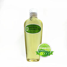 PURE ORGANIC CASTOR OIL COLD PRESSED