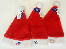 NWT NFL Reebok Santa Claus Hat Choose Size