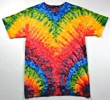 Multicolor Tie Dye T-Shirts Adult XL 100% Cotton, short sleeve Check description