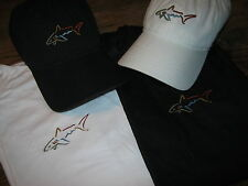Greg Norman by Tasso Elba Hat & Shirt Golf Set S M L  XL or XXL, NWT