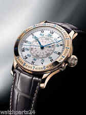 LONGINES watch straps for your LONGINES Lindbergh Hour-Angle