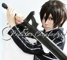 Sword Art Online Kazuto Kirigaya Cosplay Accessories - Wig / Sword / Shoes