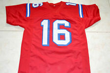 SHANE FALCO #16 THE REPLACEMENTS MOVIE JERSEY RED - ANY SIZE