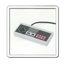 Nes Controller Inspired Drinks Coaster Tea Coffee - Rigid or Flexible Video Game