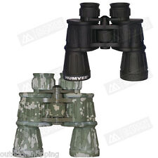 SHARP IMAGE RUBBER ARMOR COATED WIDE ANGLE STANDARD BINOCULARS - 10 x 50 MM