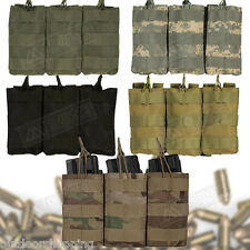 """TACTICAL MOLLE 90-ROUND QUICK DEPLOY POUCH - Mag/Ammo, 6.25 x 9 x 1"""""""