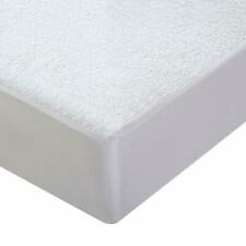"""10"""" MATTRESS PROTECTOR WATERPROOF TERRY TOWEL BED COVER FITTED SHEET ALL SIZES"""