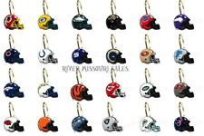 NFL Shower Curtain Rings/Hooks-Sets of 12-Choose your team-Licensed Product- NEW